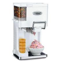 Maquina De Helado Y Yogurt Cuisinart Y 2 Super Regalos Promo