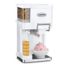 Maquina Para Hacer Helado Cuisinart Ice-45 Mix It In Soft Se