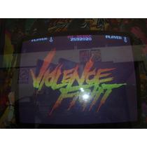 Video Juegos Violence Fight Envío Gratis!!! Neo Geo