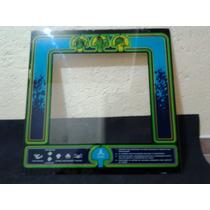 Vidrio Para Maquina Arcade Centipede; Arcade Bezel