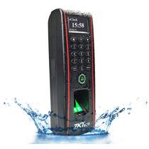 Tf1700 Reloj Checador / Control De Acceso A Prueba De Agua /