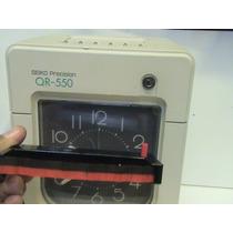 Cartucho Para Reloj Checador Seiko Qr-550
