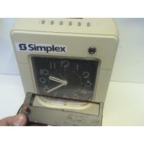 Cartucho Para Reloj Checador Simplex 500