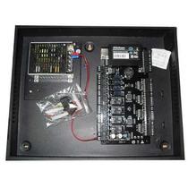 Control De Acceso Zk Tac7400 4 Puertas Y 4 Lectoras +c+