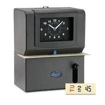 Reloj Checador Lathem 2121