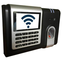 X629c/wifi X629c Reloj Checador / Internet Ready / Modulo Wi