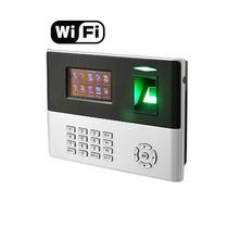 Lector Biométrico Wifi Para Tiempo Y Asistencia, Soporte Par