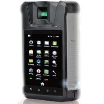 P200mf Lector Biometrico Portatil Programable/ Camara / Touc