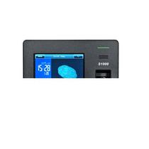 Terminal Biométrica Ip, 20,000 Huellas, Touch Screen, Tiempo