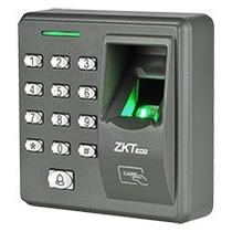 X7 Control De Acceso Biometrico / 200 Huellas / Algoritmo 10
