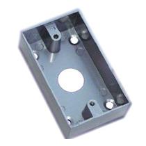 Abk800am Caja Para Instalación De Botón Liberador De Puerta