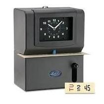 Reloj Checador Lathem Automatico Modelo 4004