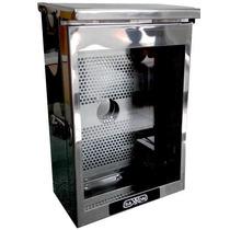 Saxxon Box01 - Caja De Proteccion Acero Inoxidable / Dimensi