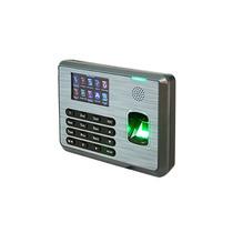Lector Biometrico Multimedia Para Tiempo Y Asistencia Web