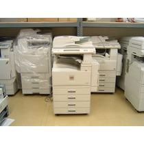 Fotocopiadora Ricoh Mp 3500 Impresora Escaner Red Seminueva