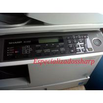 Sharp Ar208d Seminueva Envio Gratis Copiadora Impresora Fpd