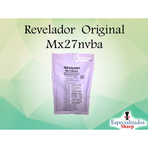Revelador Original Sharp Mx2300 Mxm2700 3501 4501 Toner Chip