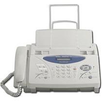 Máquina De Fax De Papel Regular Brother