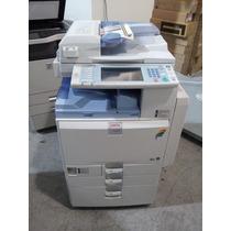 Copiadora Color Laser Impresora Ricoh Mp C2050 Doble Carta