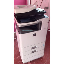 Copiadora Sharp Mxb402sc Impresora Escaner Usb Copiadora