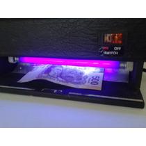 Lampara Luz Negra Billetes Falsos Caja Dj Bar Oficinas