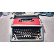 Maquina De Escribir Olivetti Lettera