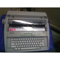 Maquina De Escribir Electronica Brother Gx-8750