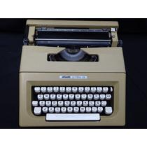 Maquina De Escribir Portatil, Olivetti, Lettera 25,