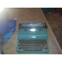Vendo Maquina De Escribir Olivetti Lettera 32