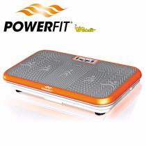 Power Fit El Original Maquina D Vibracion Aerobics Y Fitness