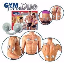 Gym Form Duo Ejercita Y Moldea Tu Abdomen, Como Lo Vio En Tv