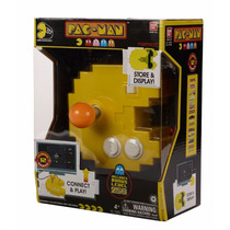 Bandai Pac-man Connect & Play Con 12 Juegos Clasicos