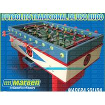 Futbolito Feria Sin Mecanismo- Marben Futbolitos