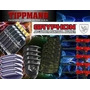 Super Paquete 5 Marcadoras Tippmann Gryphon Gotcha Lbf