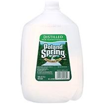 Poland Spring Agua Destilada