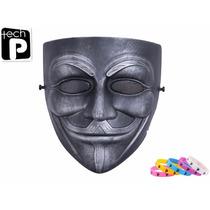 Mascara De Paintball Tech-p V For Vendetta Mask Full Face