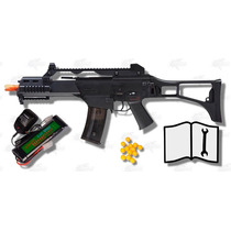 Marcadora Airsoft Electrica Hk G36 C Bbs 6mm Xtreme