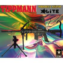 Tippmann Project Salvo Elite Gotcha Marcadora Gotcha Lbf