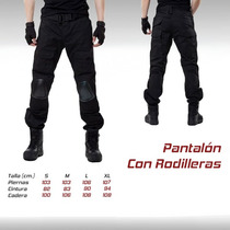 Pantalon Militar Pants Policia Paintball Gotcha Airsoft Caza