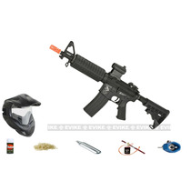 Juguete Marcadora Airsoft 368 E M4 Commando With 8mm Gearbox