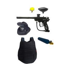 Paquete Protección Marcadora Spyder Victor Gotcha Xtreme