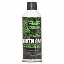 Airsoft Bote Green Gas Con Silicon Valken Marcadora Xtreme