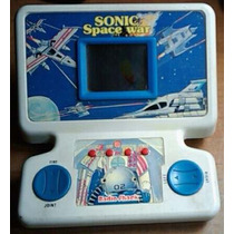 Sonic Space War Radio Shack Vv4