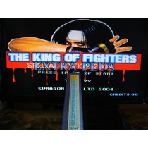 The King Of Fighters 2004 Plus Video Juego Arcade Neo Geo
