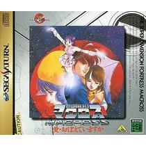 Macross Do You Remember Love Sega Saturn Japonesa