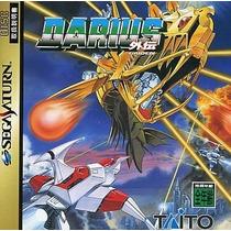 Darius Gaiden Sega Saturn Japonesa