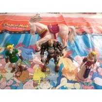 Zelda, Link Ganondorf / The Legend Of Zelda: Ocarina Of Time