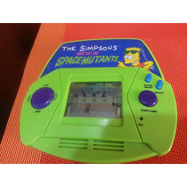 Juego Portatil Acclaim De Los Simpsons