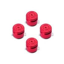 Botones Aluminio Tipo Bala Dualshock Ps3/ps4 Varios Colores