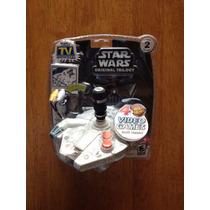 Videojuego Star Wars Plug And Play Halcon Milenario 4 Juegos